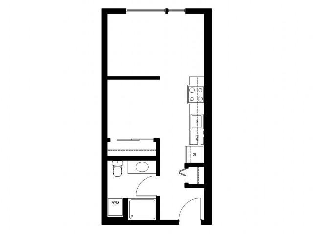 Floor Plan 13 | East Howe Steps
