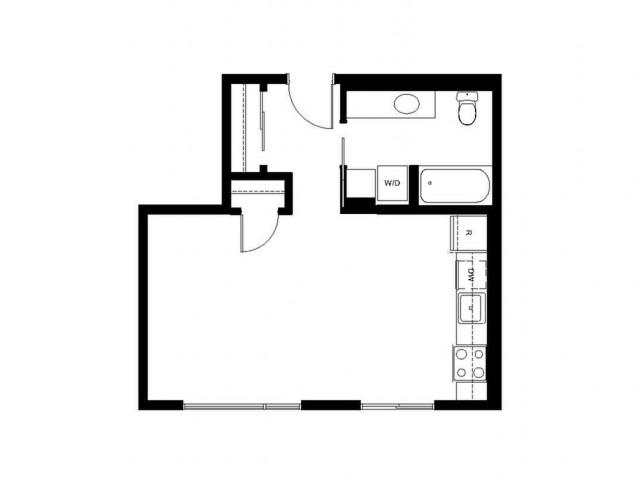 Floor Plan 14 | East Howe Steps