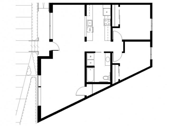 Floor Plan 27 | East Howe Steps