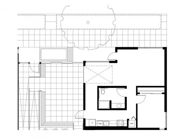 Floor Plan 21 | East Howe Steps