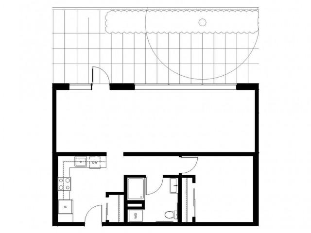 Floor Plan 18 | East Howe Steps