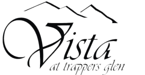 Vista at Trappers Glen Logo | Apartments In Morrison CO | Vista at Trappers Glen