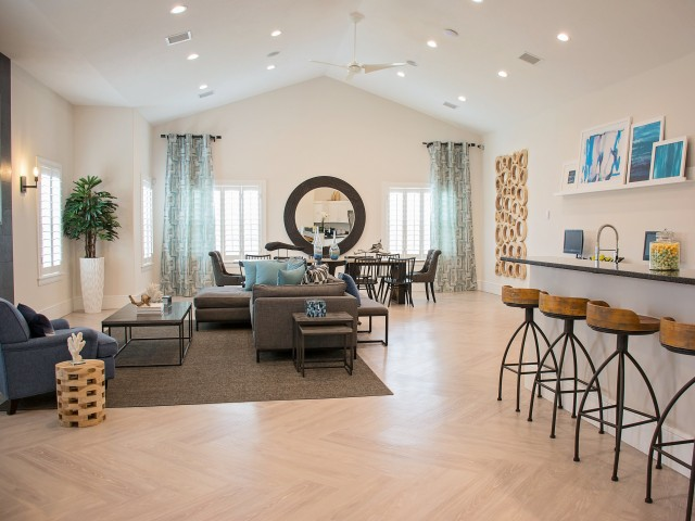 Image of Clubhouse for Copperwood Apartments