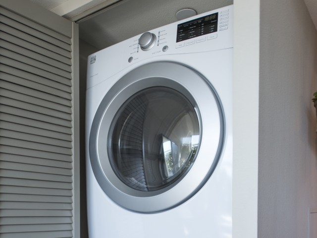 Image of Front-load washers & dryers for The Cabochon at River Oaks Apartments