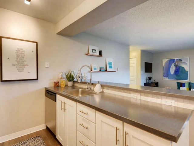 Image of Breakfast Bar* for Park Place at 92nd Apartments