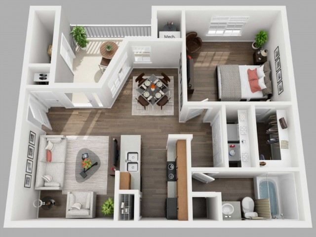 Floor Plan | Copperwood