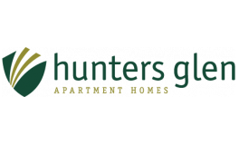 Hunter's Glen Logo | Plainsboro Apartments | Hunter's Glen