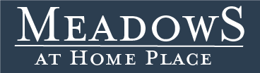 Meadows at HomePlace Logo | Apartments Prattville AL | Meadows at HomePlace