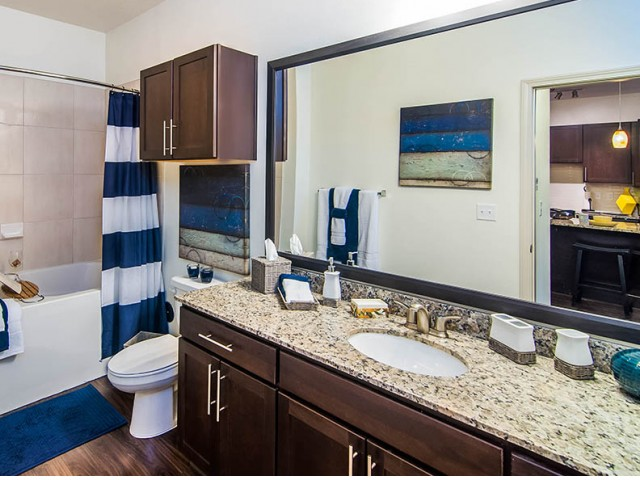 Image of Framed Mirrors in Bathrooms for Azure (FL)