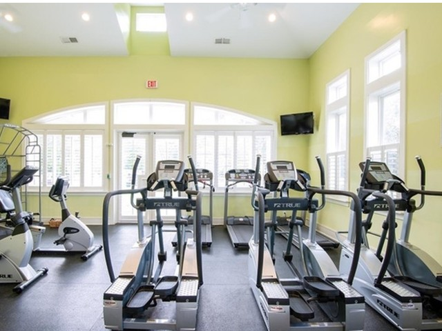 Image of State-of-the-art    24-hour Fitness Center for 1000 West Apartments