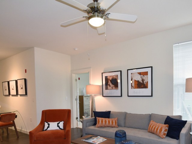 Image of Ceiling fans in all bedrooms and living rooms for Watervue