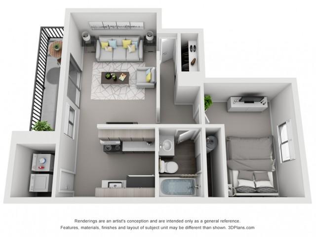 Pacific Crest Apartments
