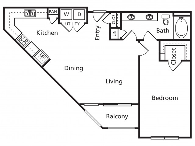 Floor Plan 25 | Voyager at Space Center