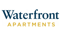 Waterfront  Logo | Luxury Apartments Lakewood CO | Waterfront