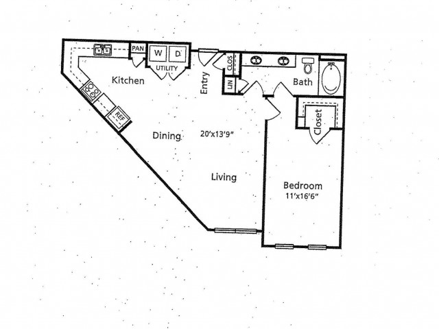 Floor Plan 10 | Voyager at Space Center