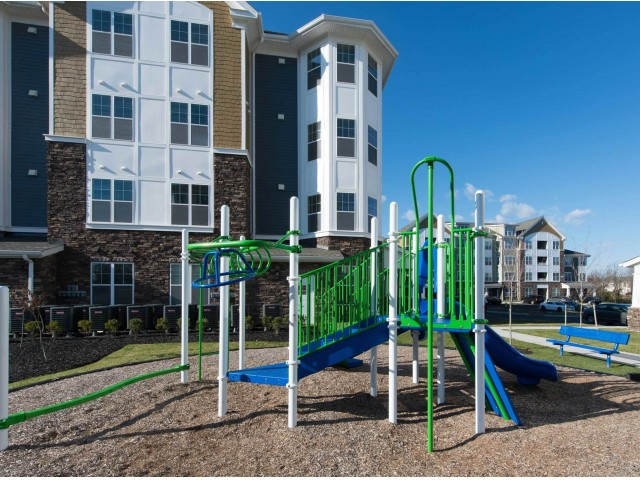 Playground at Prospect Hall Apartments