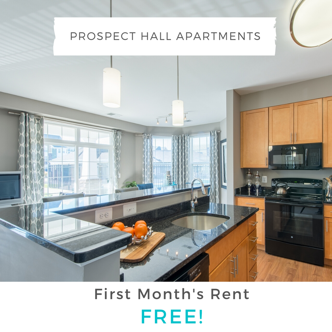 First Month Free at Prospect Hall Apartments in Frederick, MD-image