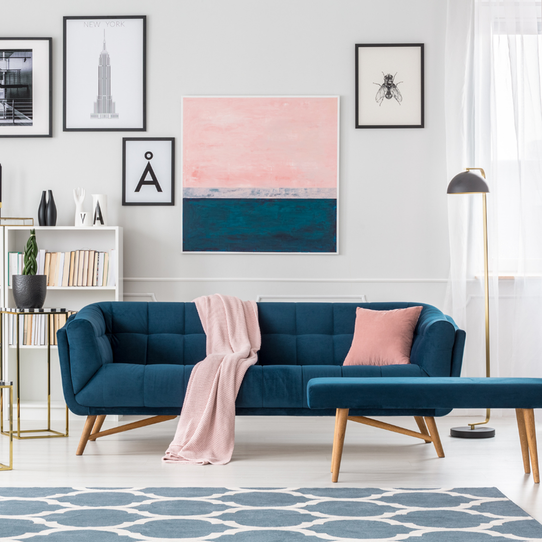 A Touch of Color: How to Add Color to Your Apartment-image