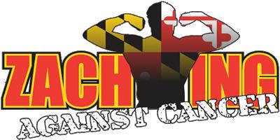 Zaching Against Cancer Logo