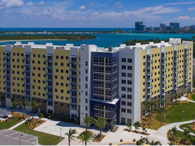 Bayview FIU Miami Furnished Luxury Student Living Apartments