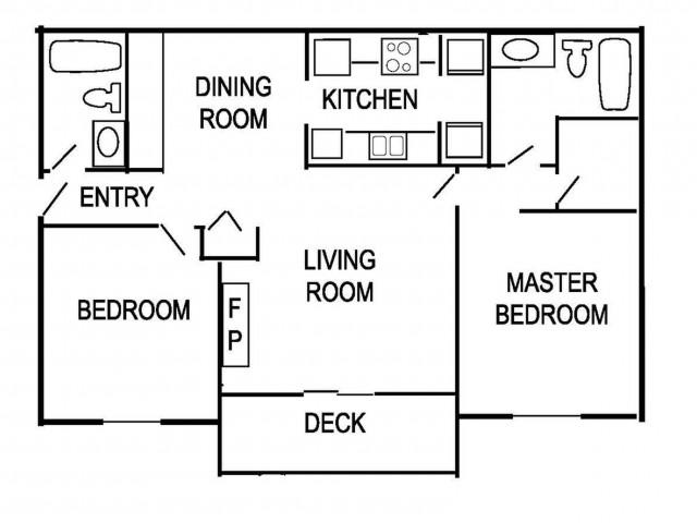Aspen Floor Plan