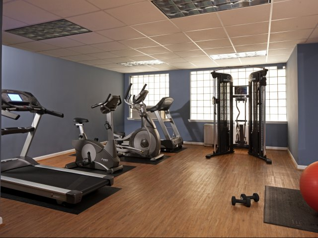Image of 24 Hour Fitness Gym for The Savoy