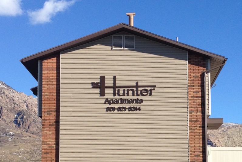 The Hunter Apartments LLC