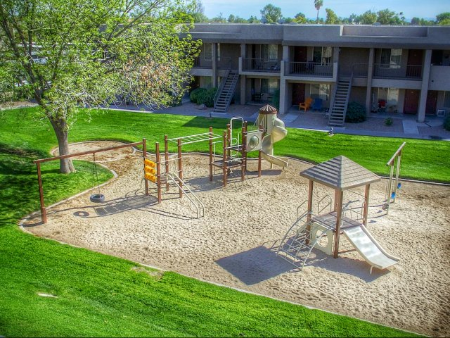 Image of Kids Park for Eagle Crest Apartments
