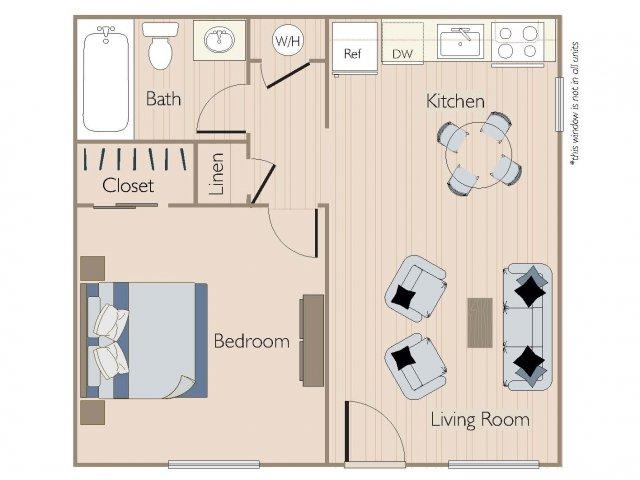 The Oaks Apartments