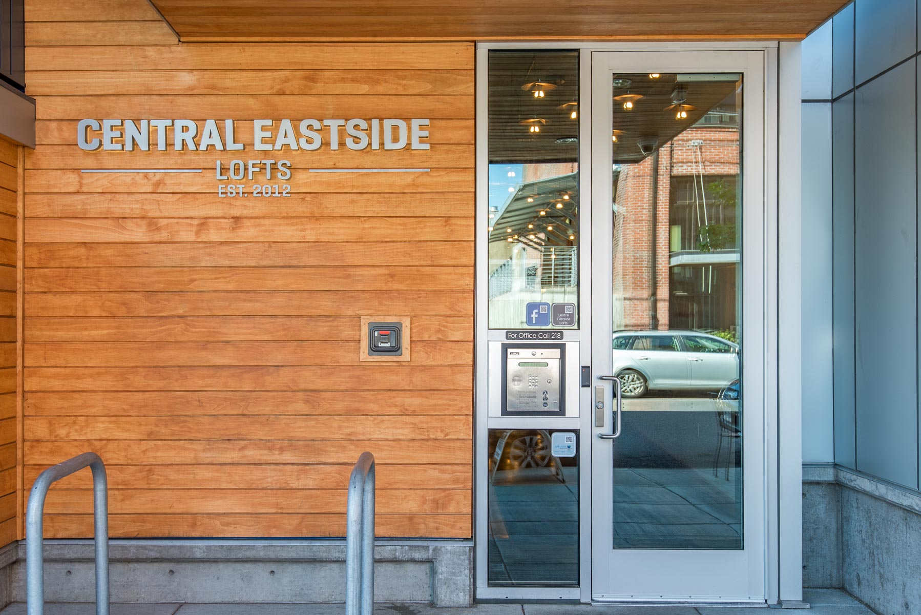 Image of Secured Access for Central Eastside Lofts