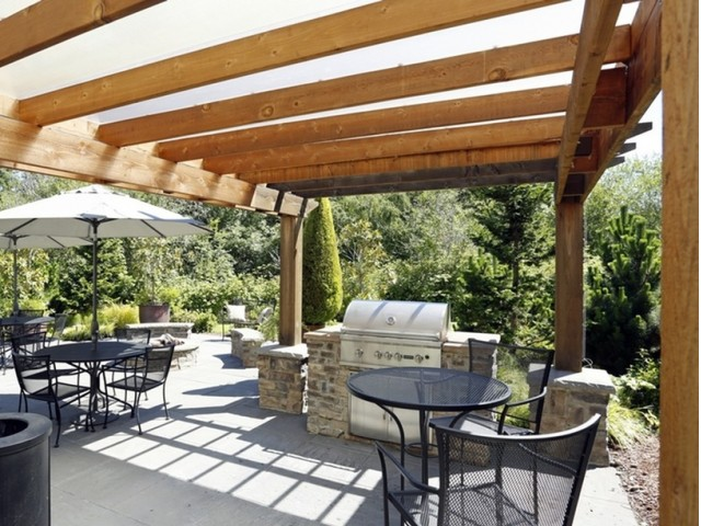 Image of Gas BBQ for Murrayhill Park Apartments