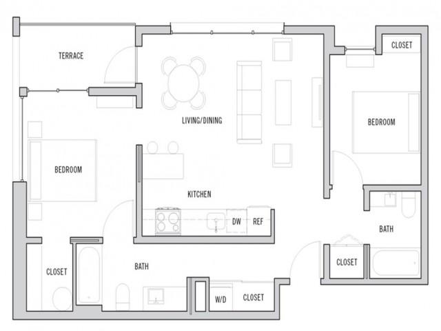 The Range Apartments