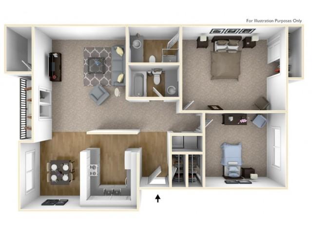 Kings Meadow Apartments