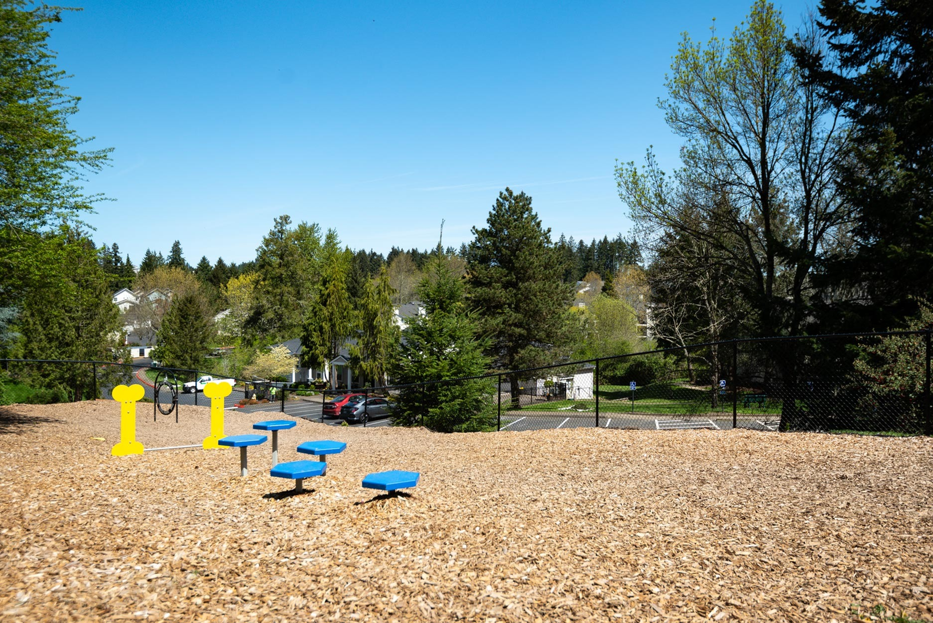 Image of Dog Park for Murrayhill Park Apartments