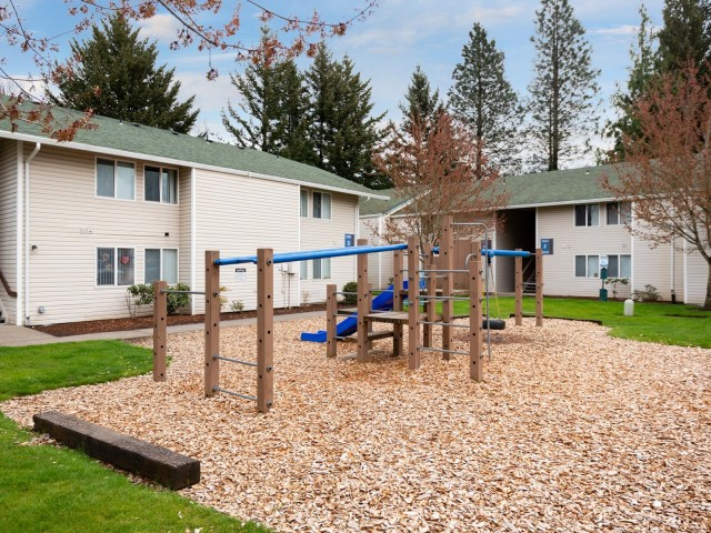 Image of Playground for Kings Meadow Apartments