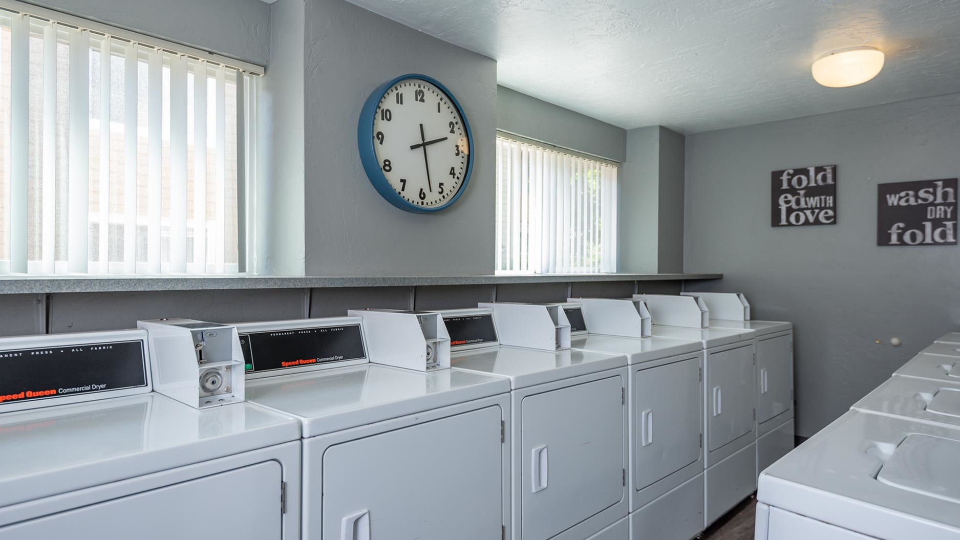 Image of Laundry Facilities for Broadway Center