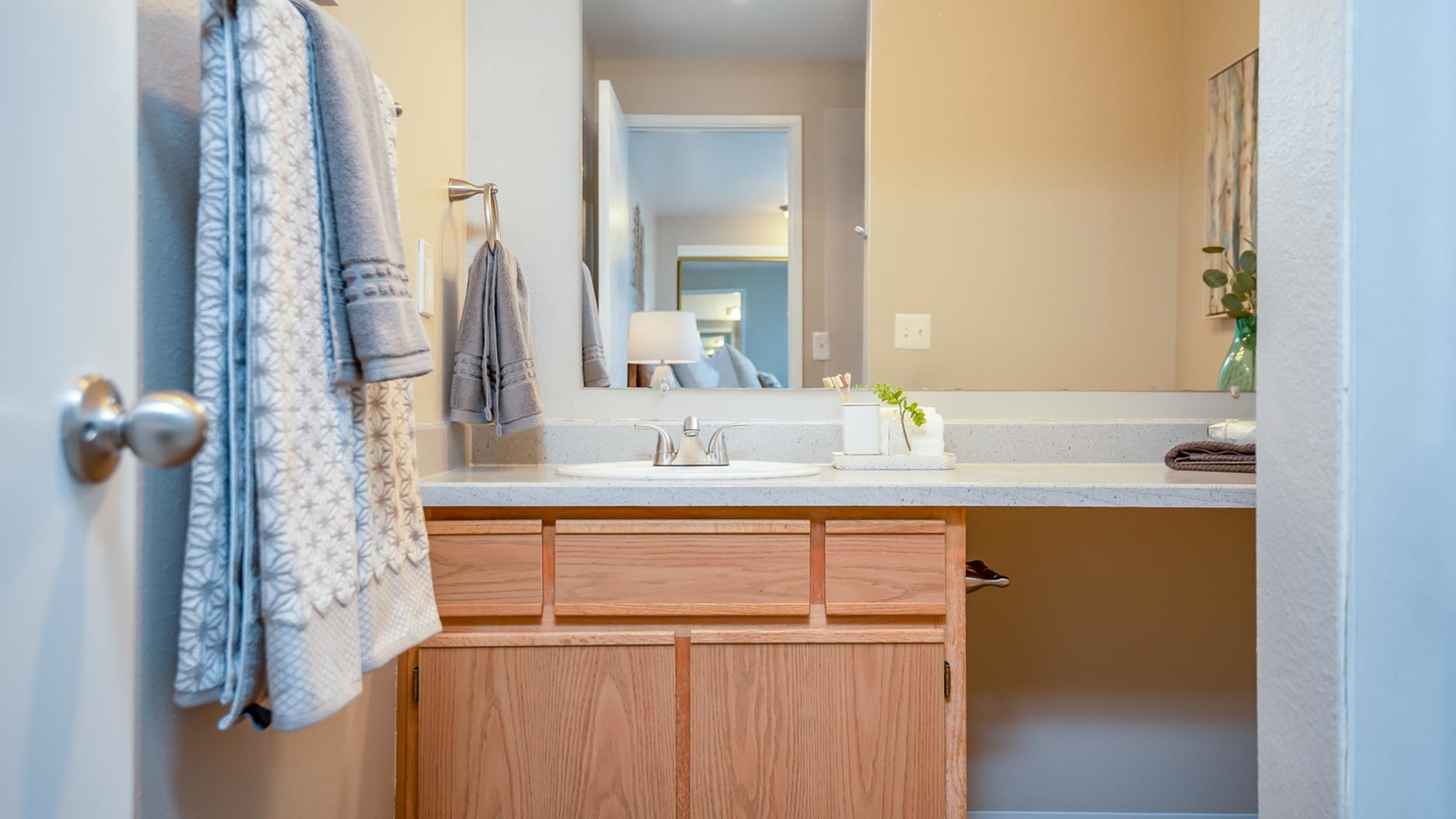 Image of Private Master Bathroom for Kings Meadow Apartments
