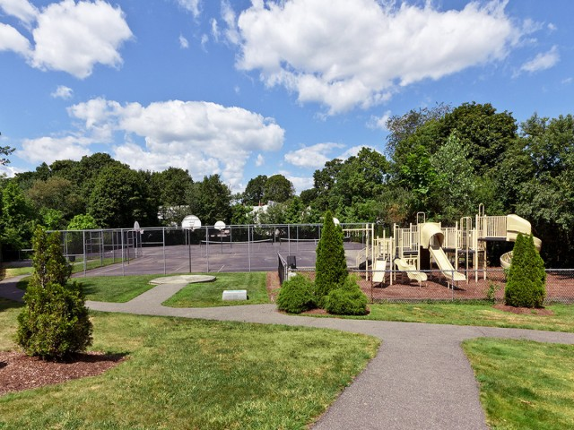 Image of Basketball Court for Braintree Village