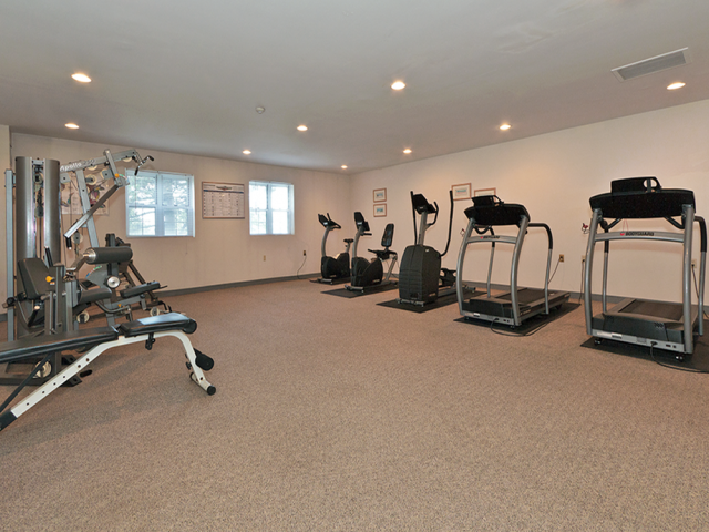 Image of High-impact Fitness Center for Anchor's Weigh