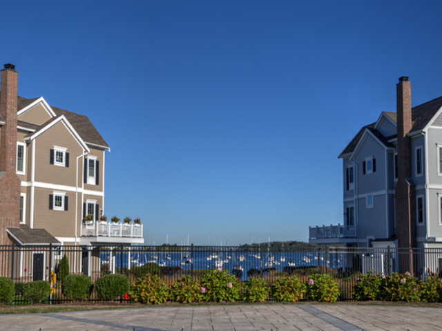 Image of Stunning harbor views for Hewitts Landing