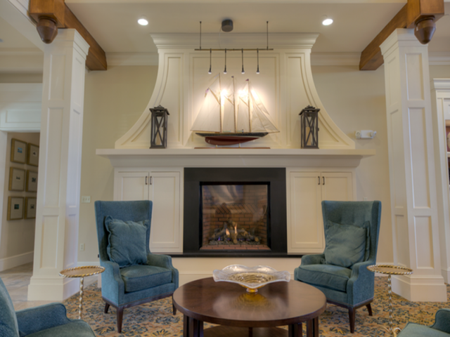 Image of Private clubhouse for Hewitts Landing