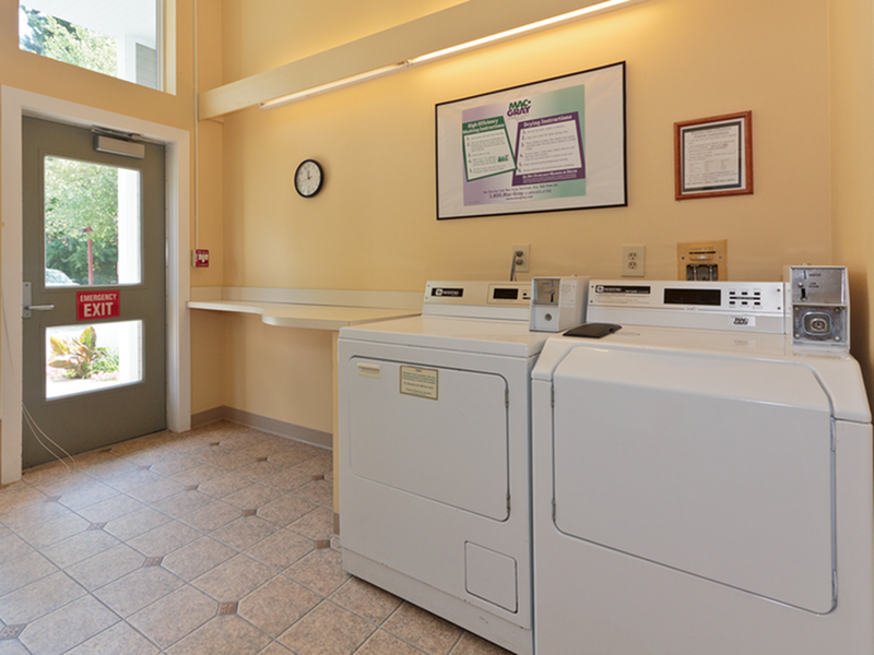 Image of Laundry care suite for Mill Pond