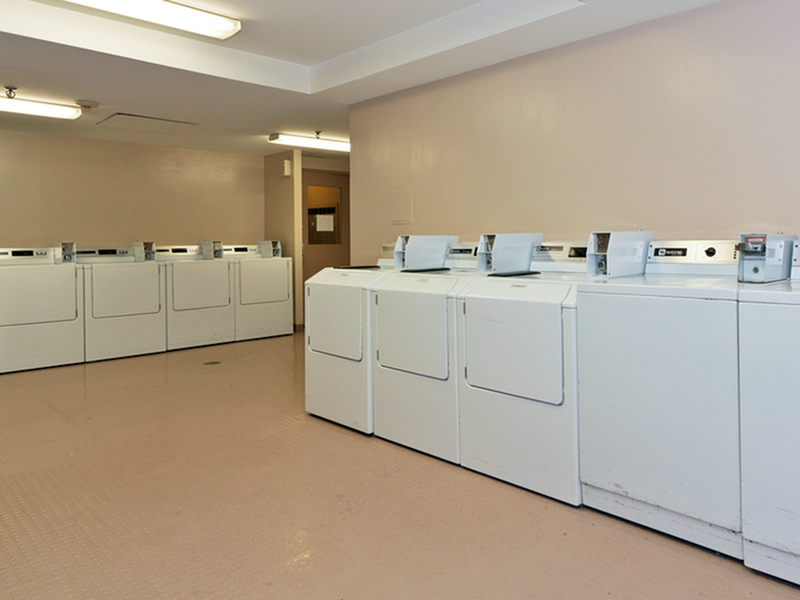 Image of Laundry care suite for Market Mill Apartments