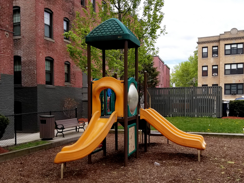Image of Fun child's play area for Blue Elm United Estates