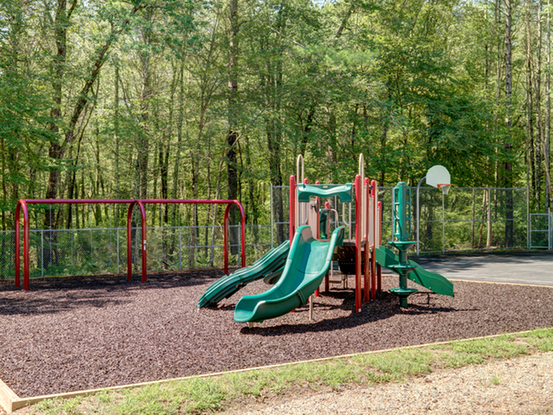 Image of Outdoor Playground for Middlebury Arms