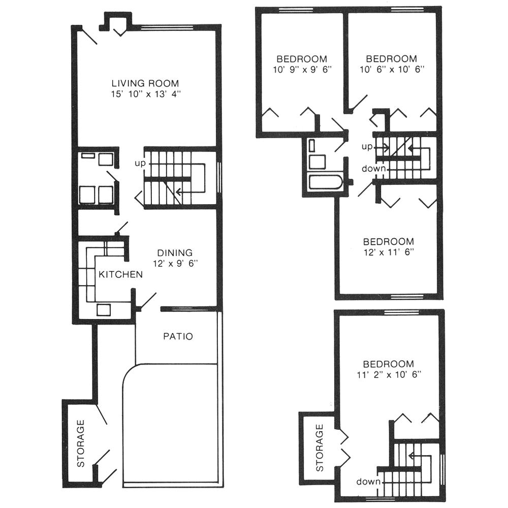 Pynchon Terrace Apartments
