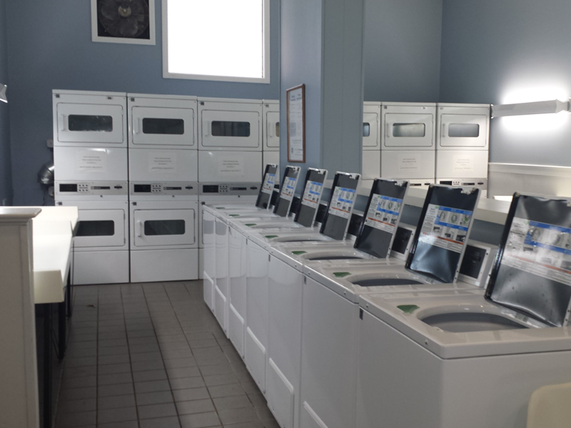 Image of Laundry care suite for Presidential Courts