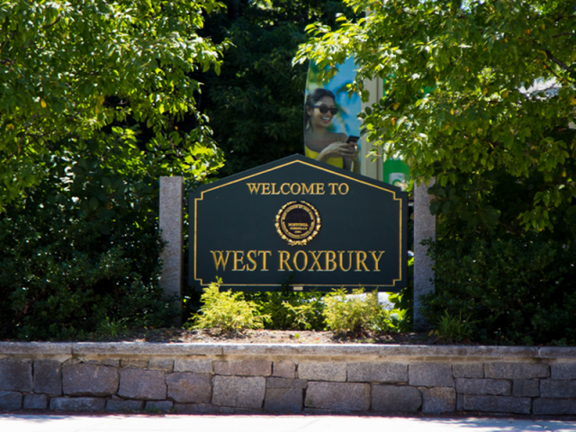 Welcome to West Roxbury