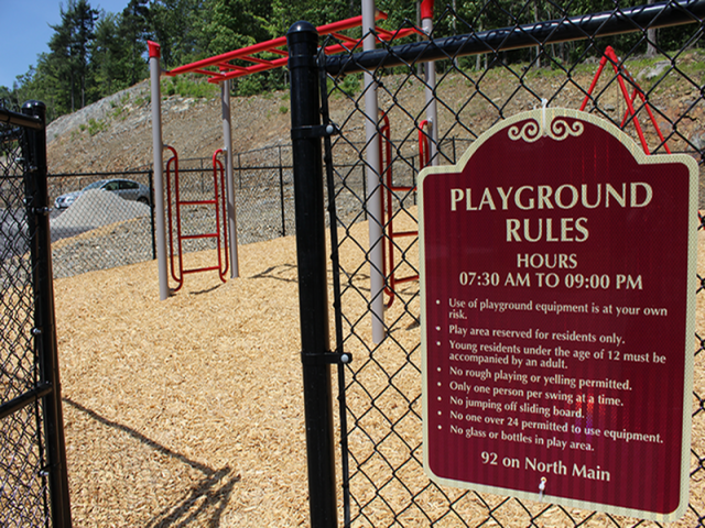 Image of Two Child Play Areas for 92 on North Main