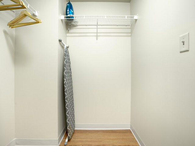 Image of Abundant closet space including linen closet for Metro Rental LLC